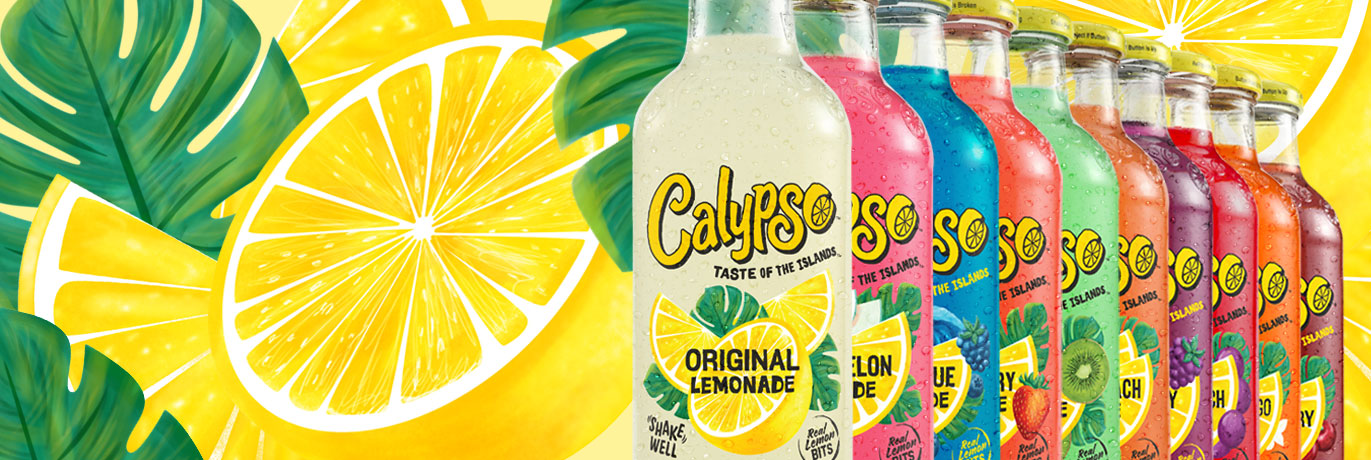 Lemonades.  Infinite Flavor