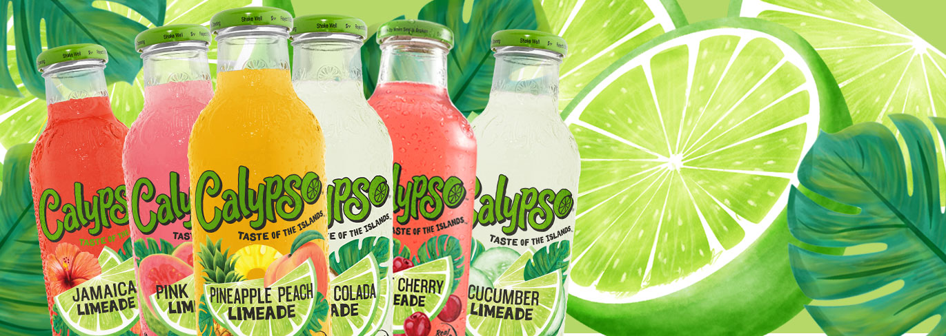 Limeades. Different Slice, Same Calypso