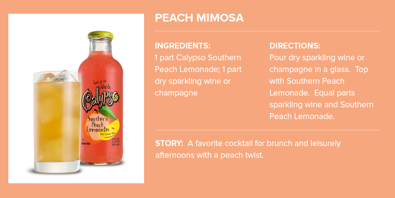how to make mimosas with champagne